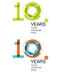 Toyota 10 Years