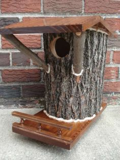squirrel houses