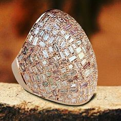 Diamond Baguettes Rose Gold Ring  #designerjewelry #jewelleryaddict #jaxemrata #jewelryaddict #jewelrymaking #jewelry #italianjewellery #ijl #londonjewellery #dubaijewellery #jckshow #bestselling #hotselling #hot #coolstuff #diamondstuds #solitaire #taylorswift #danbilzerian #selenagomez #kimkardashian #beyonce #beach #bikini #couturecollection #coutureshow #jcklasvegas #miamibeach @instagram #interior #interiordesign