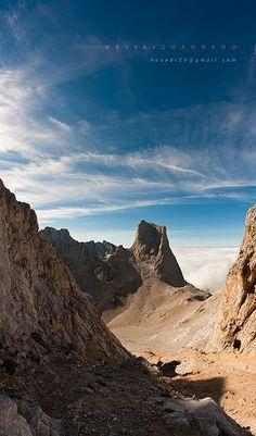Picos de #Europa | Cantabria | Das Dach Europas - #Hochgebirge zum Atemholen und mit Blick auf den #Atlantik im Norden Spaniens