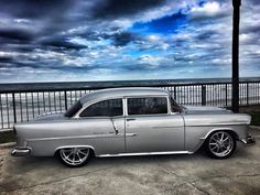 We offer a variety of automotive service from certified appraisal to performance upgrades. Please visit our website for a full description of all services. 1956 Chevy Bel Air, 1955 Chevy, 1955 Chevrolet, Chevrolet Bel Air, Custom Muscle Cars, Chevy Muscle Cars, Fancy Cars, Cool Cars, Hot Rides