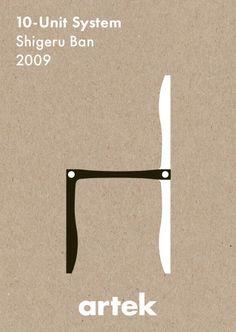 10-Unit System, Shiteru Ban, 2009: Artek abc Collection