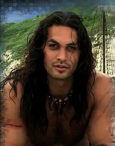 "Jason Momoa...hmmm it""s 2016, maybe it's just me and 37 year olds?????!!!!!!!"