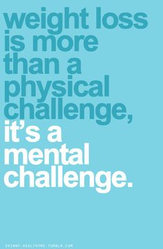 but your up for the challenge!