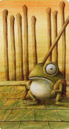 tarot frogs - Google Search