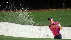 Padraig Harrington on @ Augusta Padraig Harrington, Augusta National Golf Club, Masters Tournament, Golf Clubs, Soccer, Sports, Hs Sports, Futbol, European Football