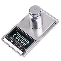 Kitchen Scale for Seasoning Mini Digital Scale Portable LCD Electronic Jewelry Weight Weighting Diamond Pocket Scale