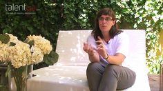 """""""Creando algo propio"""": Entrevista a Paloma Fuentes, co-fundadora de TedCas y ganadora de Wayra, durante su participación en #Talentya2012. Future Gadgets, Fonts, Interview, Create"""