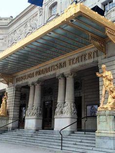 Dramaten _ Östermalm Stockholm