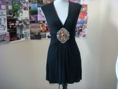 Fashion Q Dress (Black) http://www.ebay.com/itm/161218268973?ssPageName=STRK:MESELX:IT&_trksid=p3984.m1558.l2649