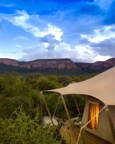 Most Luxurious Glamping Resorts for Your Honeymoon | Martha Stewart Weddings
