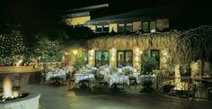 Augusta Restaurant on El Paseo, Palm Desert. OpenTable's Diners' Choice of top outdoor dining restaurants.
