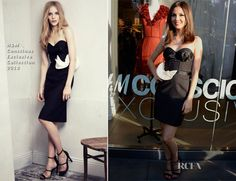 Victoria Justice In H Conscious Exclusive Collection Spring 2013 - H Conscious Exclusive Collection Launch Party