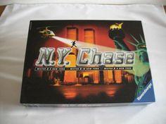217) Spiel: N. Y. CHASE Mr. X in New York von Ravensburger, Preis 39€