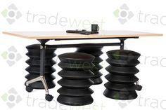 ENERGi Mobile Flip Top Tables - 30'D x 48'W Flip Top Table, A Table, Flipping, Shoe Rack, Furniture, Home, Shoe Closet, Shoe Racks, Home Furnishings