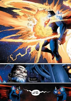 SUPERDOOM Makes Like Elsa and Covers 'Let It Go' in SUPERMAN/WONDER WOMAN #10 Preview | Newsarama.com