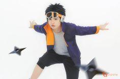 Cosplay Naruto tuyệt vời ông mặt trời!