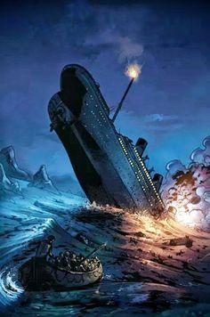 Titanic Boat, Titanic Wreck, Titanic Ship, Titanic Movie, Rms Titanic, American Revolutionary War, American Civil War, Charles Trenet, Twice Fanart