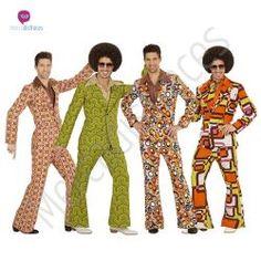 #Disfraces grupos de #Hippies Retro  #Disfraces para grupos y #comparsas descuentos especiales para #grupos.