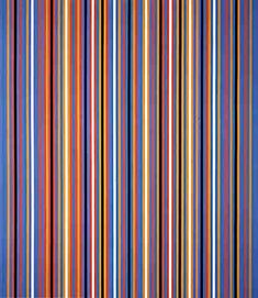 RA 2 Artist: Bridget Riley Completion Date: 1981 Style: Color Field Painting Genre: abstract