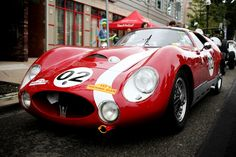 Maserati 450S My Maserati does 185... I lost my license and now I don't drive... Lol