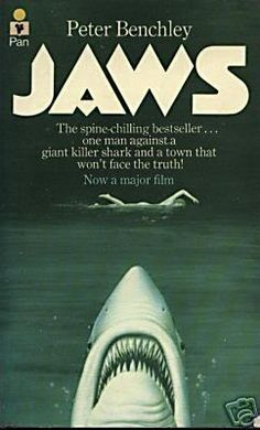 Jaws - so creepy reading this, very descriptive and much better than the film