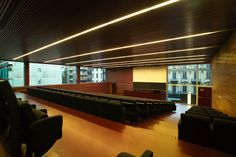 M.B.C. Molecular Biotechnology Center, Luciano Pia. © Beppe Giardino