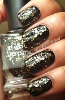 Valiantly Varnished: Deborah Lippmann Cleopatra in New York