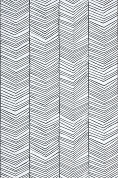 Herringbone | Tapeten der 70er