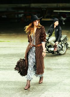 This a Burda Style Pattern.  I would so love to make this coat for autumn.