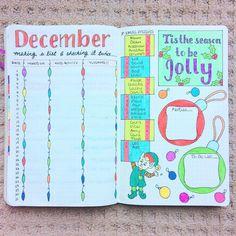 It's December already!! ❣️#monthlyspread #bulletjournal #bulletjournaling #bulletjournaljunkies #bulletjournalcommunity #bujo #bujojunkies #bujolove #bujocommunity #planninginspiration4u #bujoinspire #planner #ukplanner #ukplanneraddict #plannermum #showmeyourplanner #monthlyspread