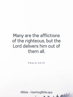 Truth Quotes, Bible Quotes, Qoutes, Religious Quotes, Spiritual Quotes, Psalm 34 19, Scriptures, Bible Verses, Bible Emergency Numbers