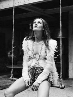 Vanessa Paradis Photo Jean-Baptiste Mondino.