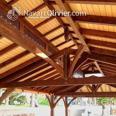 1000 images about navarrolivier espagne on pinterest - Estructuras de madera laminada ...