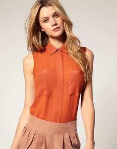 Elegantes modelos de blusas muy modernas