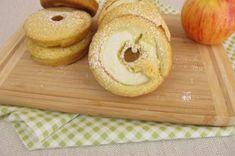 Apfel-Pancake Clean Breakfast, Doughnut, Pancakes, Deserts, Bread, Food, Apple Recipes, Pancake Ideas, Brot