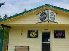 Girls Cafe, Hoodsport, WA