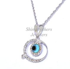 14kwhitegold,diamond,evileye,necklace,gold,stunning,beautiful,giftideas,buyitnow;