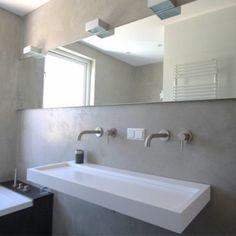Fiora vrij hangende wastafel fontana collectie badkamer wastafel wastafels badkamer idee n - Badkamer cocooning ...