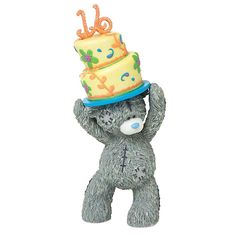 Me to You Me to You 1-Piece Tatty Teddy Collectible Figurine, Titled Sweet 16. price from £12.00 & free delivery - Limited Stock. http://www.amazon.co.uk/gp/product/B00CQ3WZKC/ref=as_li_qf_sp_asin_il_tl?ie=UTF8&camp=1634&creative=6738&creativeASIN=B00CQ3WZKC&linkCode=as2&tag=houk-21