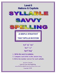 Spelling technique that works great for poor spellers.