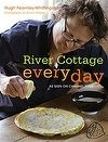 River Cottage Every Day Hugh Fearnley-Whittingstall – simply irresistible, seasonal, ethical recipes for everybody, every day. Hugh Fearnley Whittingstall, Mushroom Tart, Baked Fish Fillet, Homemade Mayonnaise, River Cottage, Everyday Dishes, Thing 1, Sourdough Recipes, Cookery Books