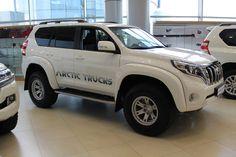 Картинки по запросу Toyota Land Cruiser Arctic Truck