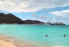 One Day in Philipsburg St Maarten Great Bay Beach
