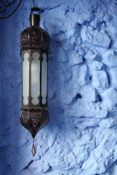 Lanterne marocaine fine art print