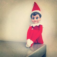 Say hello to Sprout! Be on the look out for our Public Health Elf on a Shelf #naughtyornice posts through the month of December!