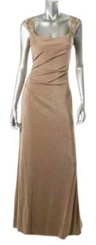 David Meister Gold Dress $399