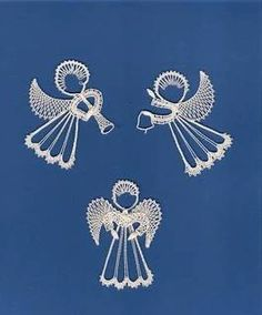 Risultati immagini per Aase Nilsson vánoce anděl Bobbin Lace Patterns, Crochet Patterns, Bobbin Lacemaking, Needle Tatting, Lace Heart, Lace Jewelry, Lace Making, Lace Design, Up Girl