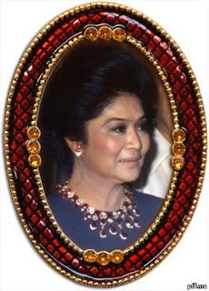 Imelda Marcos : The Muse of Manila, the Iron Butterfly, the Imeldific and the Proverbial Phoenix Imelda @ 83 yrs old, circa 2012 I. She Is Gorgeous, Ferdinand, Manila, Filipino, Trinidad, Philippines, Phoenix, Muse, Butterfly