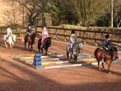 How To Teach Your Riding Students to Be Assertive - great article with lots of good tips